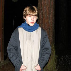 Eddie at Night