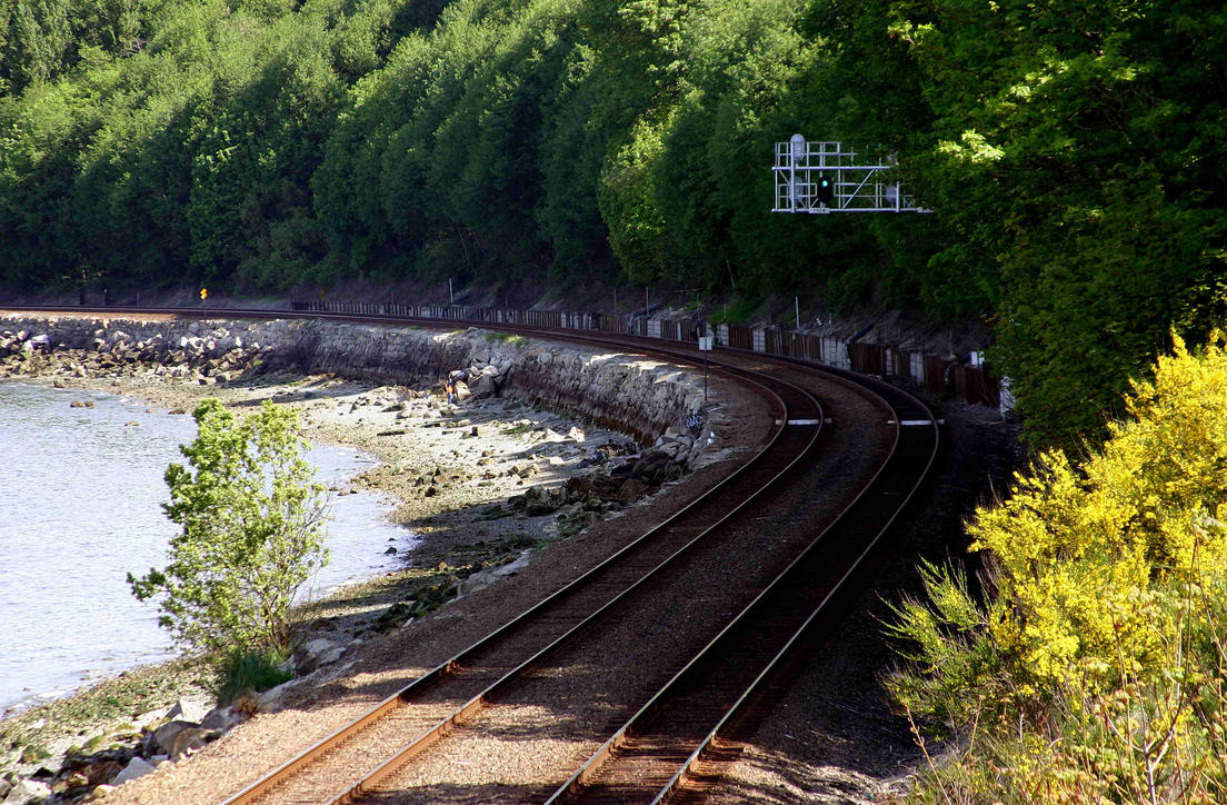 Carkeek Park Tracks North by Nookster