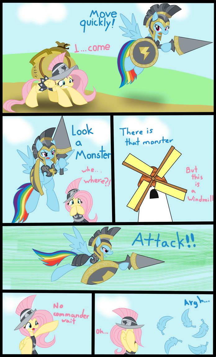 Pony de La Mancha by DanteShy