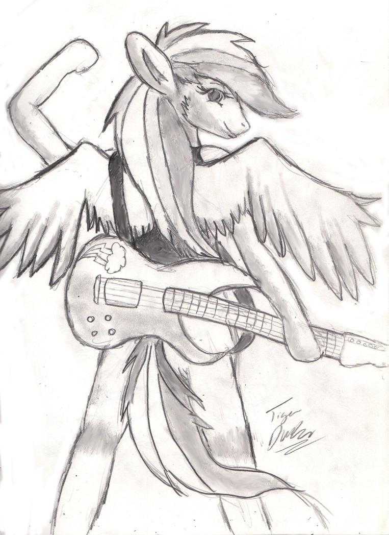 Rocker Dash by TigerDusk27