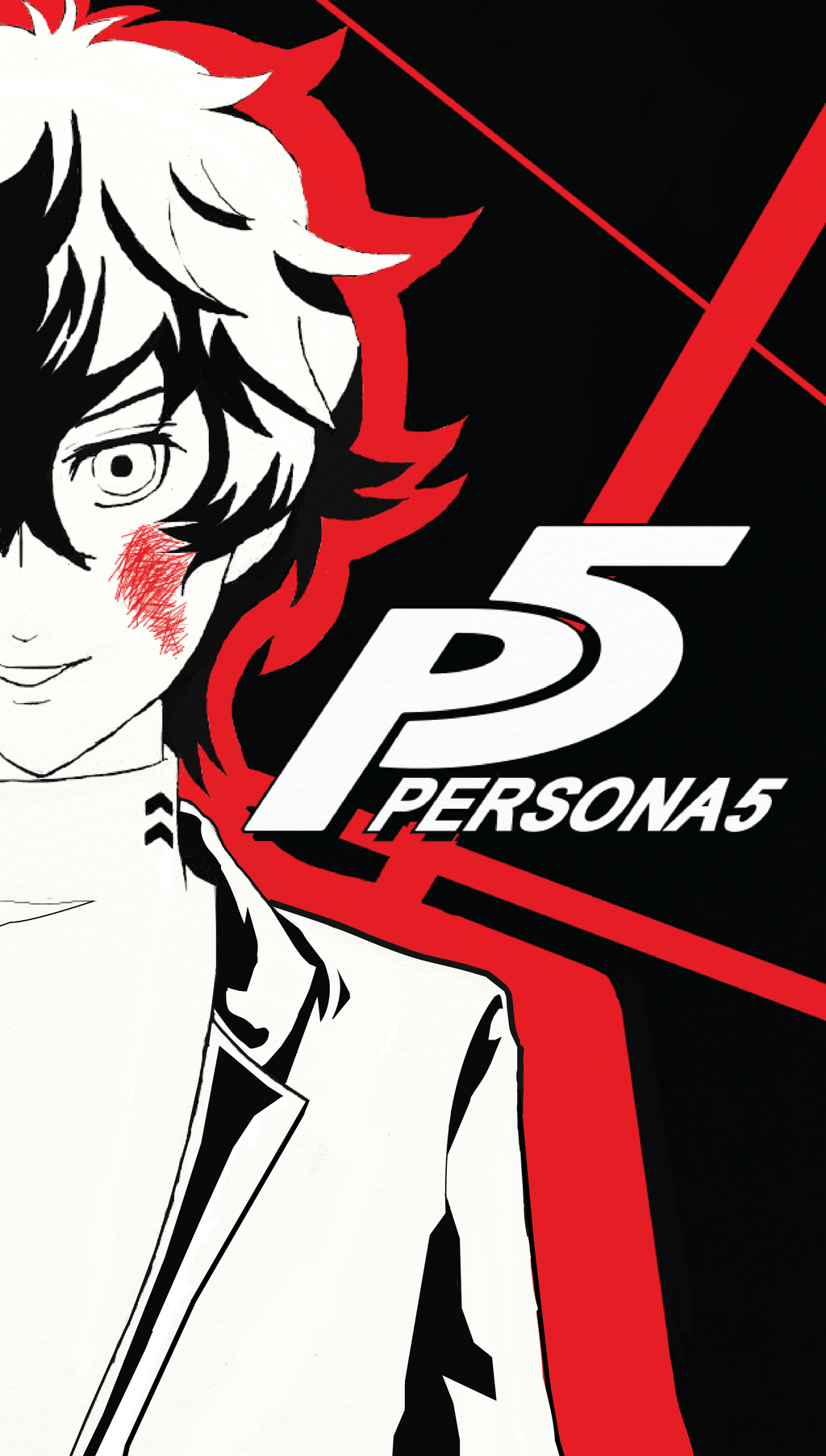 Persona 3 iphone 5 wallpaper - Persona 5 Iphone Wallpaper By Destructorkhan Persona 5 Iphone Wallpaper By Destructorkhan