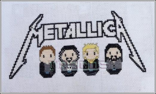 Metallica by malukachan