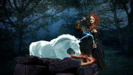 Unicorn Magic Potion
