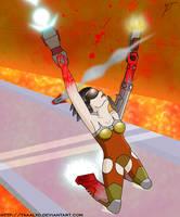 Quake 3 - Slash by Tsaalyo