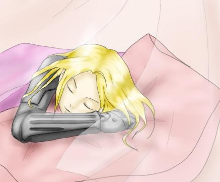 FMA my sleeping beauty