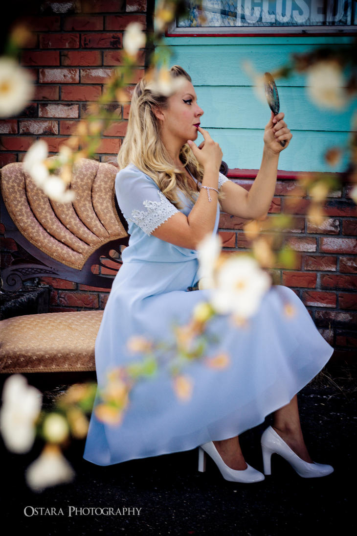 Alice in Vintage Land by bchelz