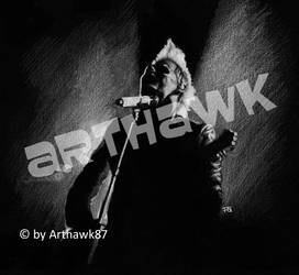 Between Heaven And Hell - Jared Leto by arthawk87