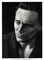 From the shelter of my mind (Tom Hiddleston) by arthawk87