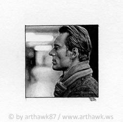 Part of me - Michael Fassbender by arthawk87
