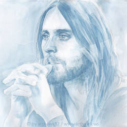 Awake My Soul - Jared Leto by arthawk87