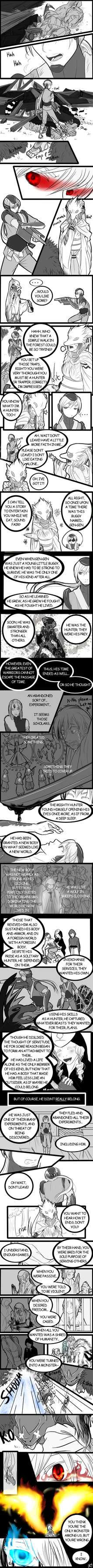 Pokimono Quest 6 - SM Reshiram Hunt by Renu-K