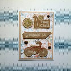 greeting card - lemonade