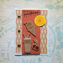greeting card - sunshine