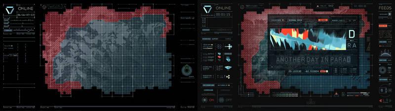 Oblivion UI Rainmeter Project