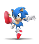 Classic Sonic Joins the Battle