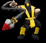 Scorpion Joins the Battle