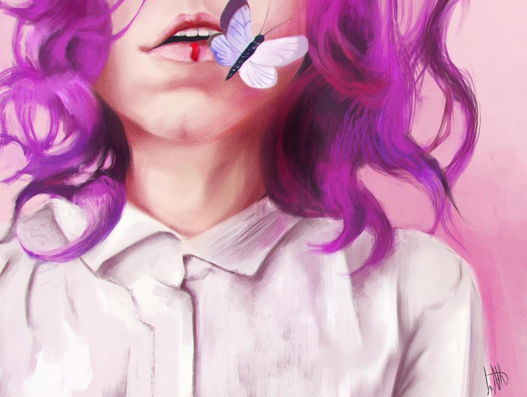 Pink by NightArtbyKesha