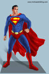 superman new concept