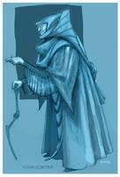 reverend mother by strib