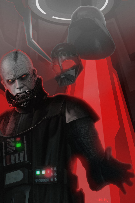 Comics Forever, Darth Vader // artwork by Michael ...