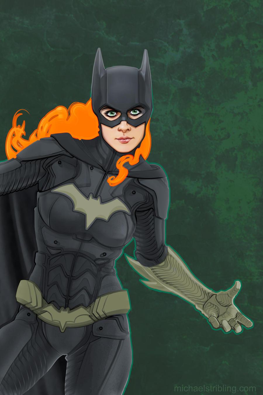 Batgirl by strib