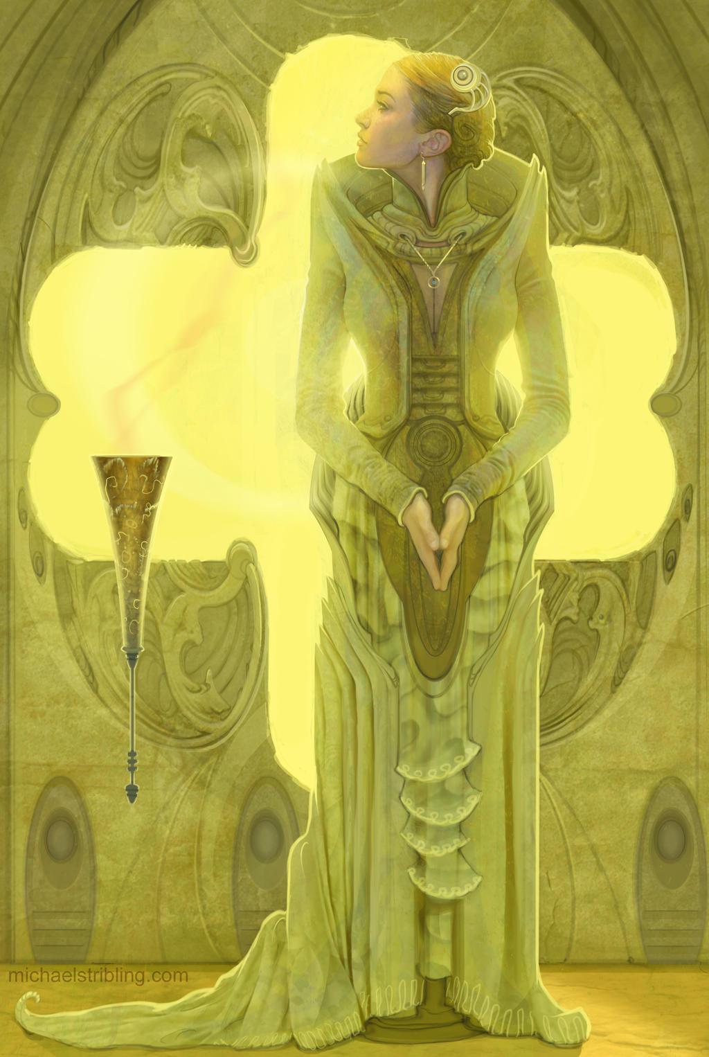 Irulan, the Emperor's Daughter by strib