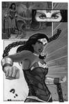 Wonder Woman...busting out