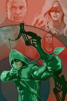 Arrow by strib
