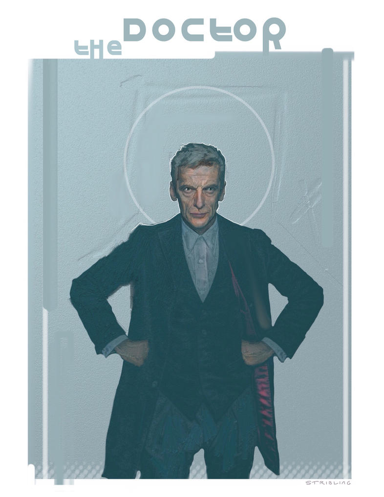 The Doctor by strib
