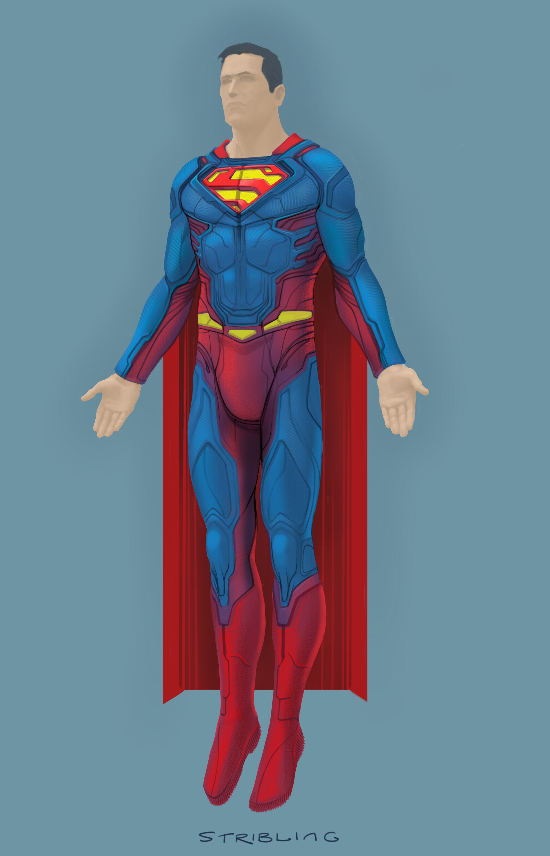 Super costume by strib