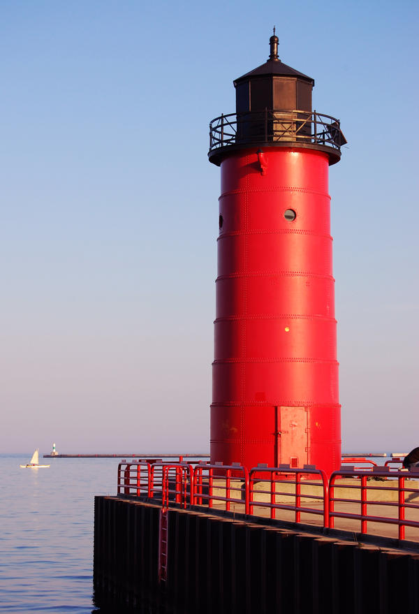 Lighthouse by Boz-Mon