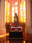 Inside Templo Expiatorio I