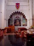 Inside Templo Expiatorio III