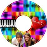 All Caps CD by rgarza