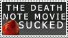 The Live Action DN Movie SUCKS