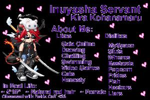 InuyashaServant - ID by InuyashaServant
