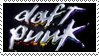 Daft Punk Stamp by InuyashaServant