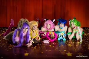 Tokyo mew mew cosplay by Deadelmale
