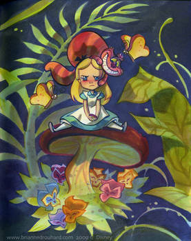 Alice in Wonderbreadland