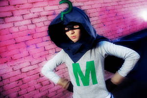 WHo is Mysterion? by lavikitsune