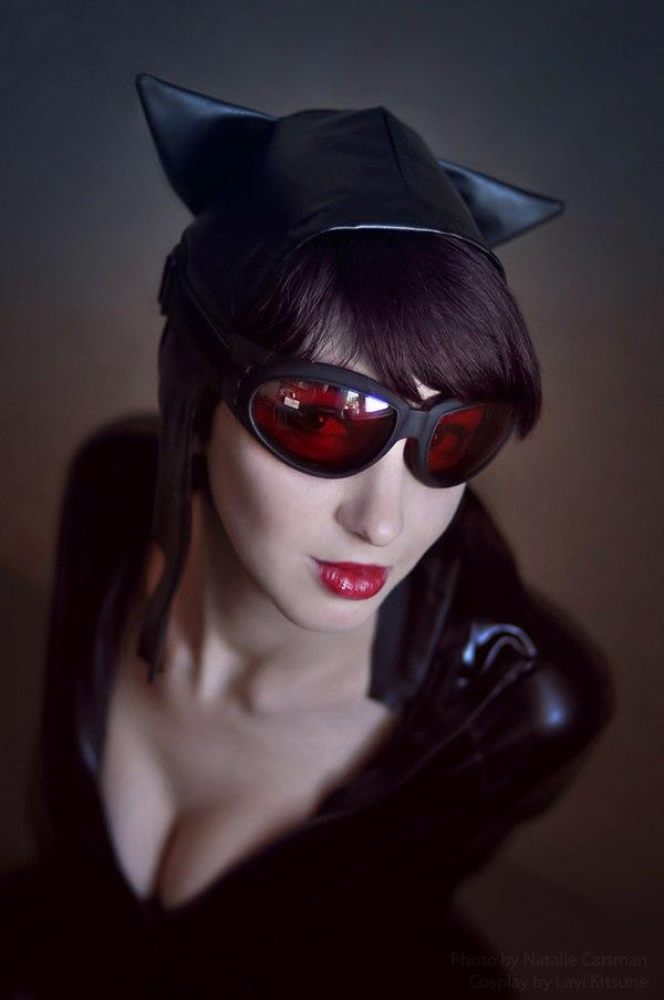 Catwoman by lavikitsune