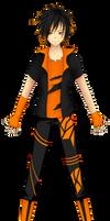 iAV Xers uniform by CrescentDelusion