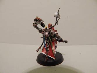 Warhammer 40.000 Tech Priest Enginseer (back)