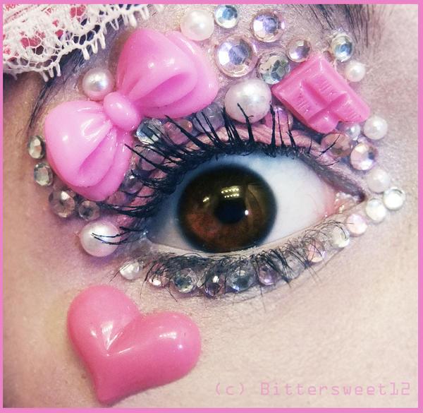 Decoden Eye Makeup by Bittersweet12Eye Makeup Art