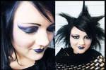 Makeup - 70's Punk