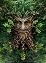 Oak king by Ironshod