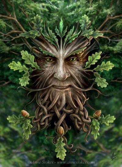 Le réseau social de Dana Oak_king_by_Ironshod