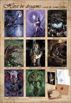 Dragon cards