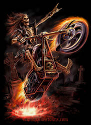 Hell Rider by Ironshod