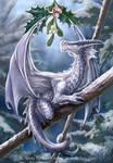 Snow dragon by Ironshod